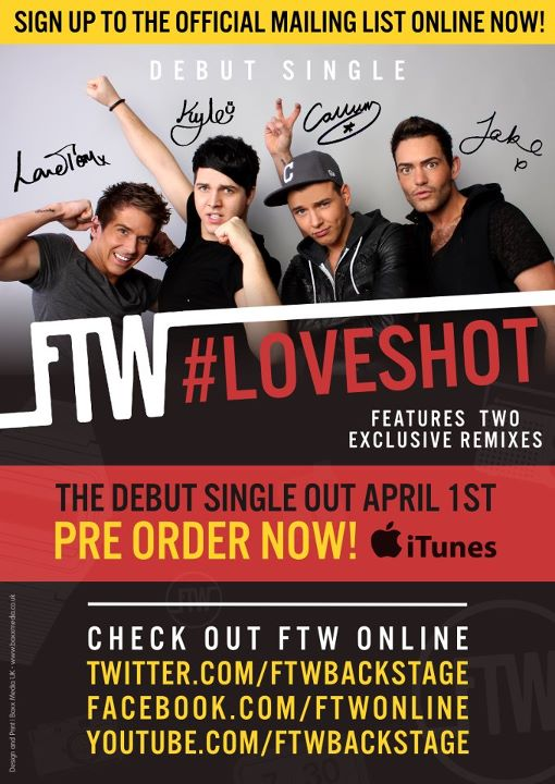 FTW Loveshot Promotion