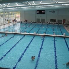 Paralympic Swimming Team At Basildon Sporting Village Gateway 97 8