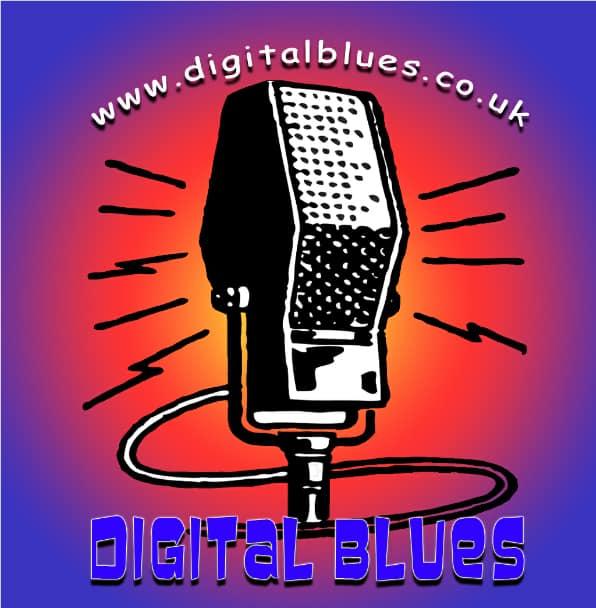 Digital Blues Logo