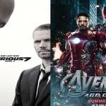 FF7 Avengers AoU poster