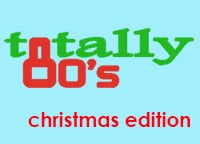 Totally 80s Xmas Logo