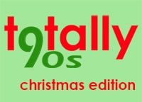 Totally 90s Xmas Logo