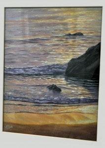 sea detail
