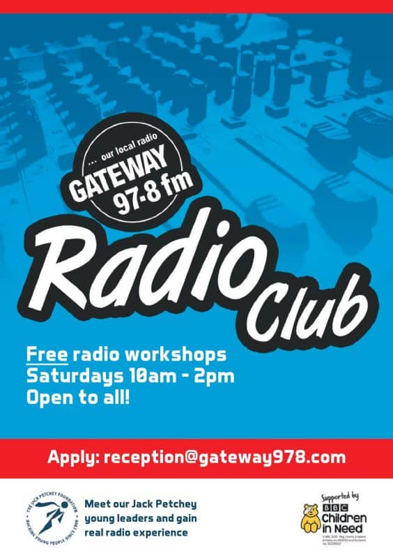 Radio Club Gateway 97.8 Essex