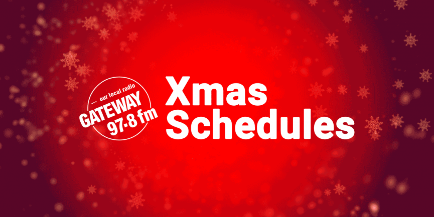 Gateway 97.8 Christmas Schedules