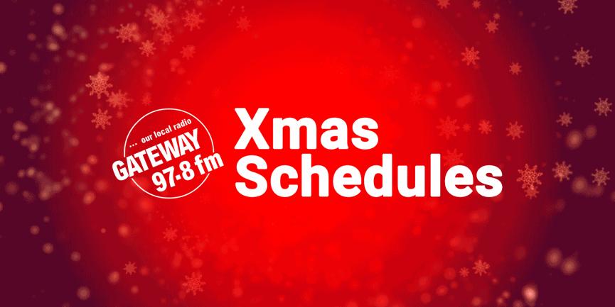 Gateway 97.8 Christmas Schedules