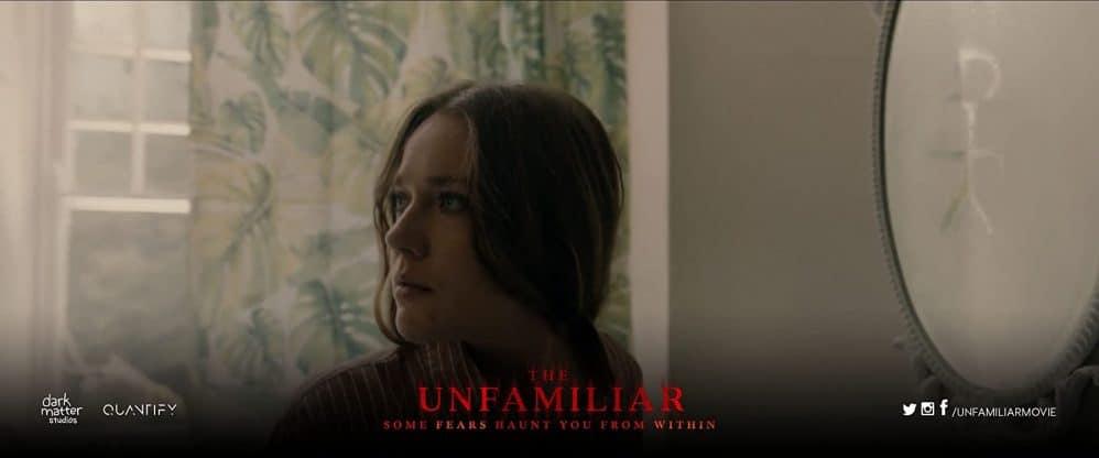 The Unfamiliar Movie Poster - Henk Pretorius Interview on Gateway 97.8